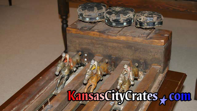 Kansas City Crates │moving Arcade Games