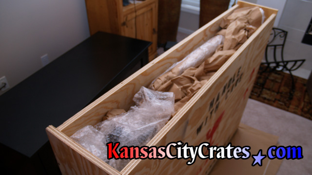 Kansas City Crates │how To Move A Flat Panel Television