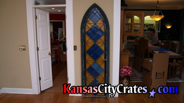 Kansas City Crates │stained Glass Crates
